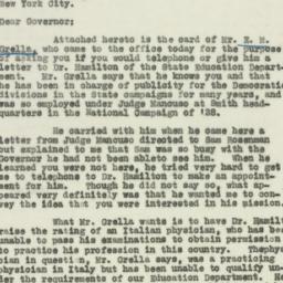 Letter : 1930 April 16