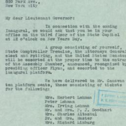 Letter : 1930 December 28