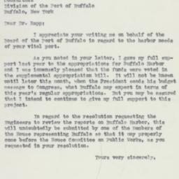 Letter: 1955 January 10