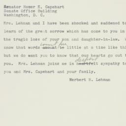 Telegram: 1960 January 22