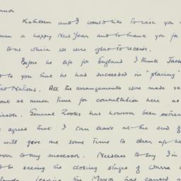 Letter : 1946 December 30