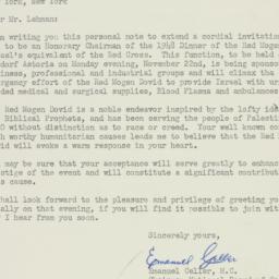 Letter : 1948 August 25