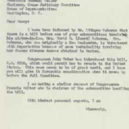 Letter: 1950 March 24