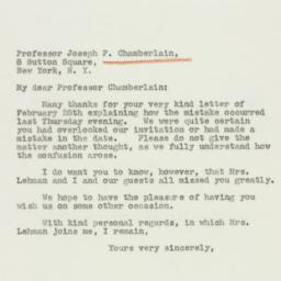 Letter : 1941 March 4