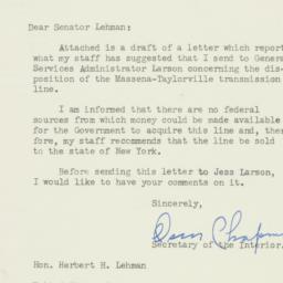 Letter: 1951 January 3