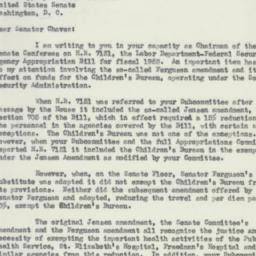 Letter : 1952 May 23