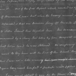 Document, 1777 July 03