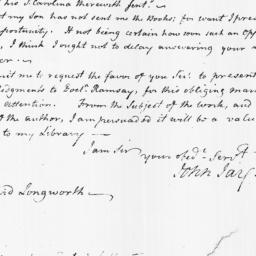 Document, 1809 October 28