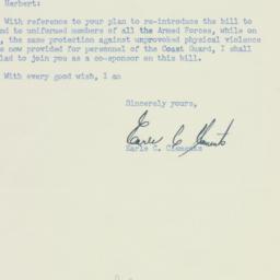 Letter : 1953 January 16