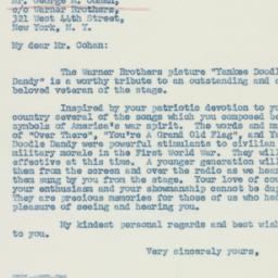 Letter : 1942 June 11