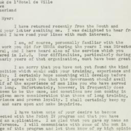 Letter : 1951 December 17