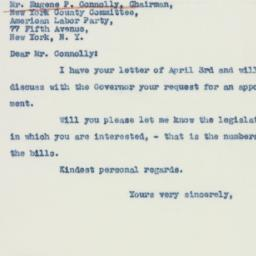 Letter : 1941 April 4