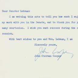 Letter : 1955 January 6