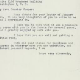 Letter : 1955 January 10