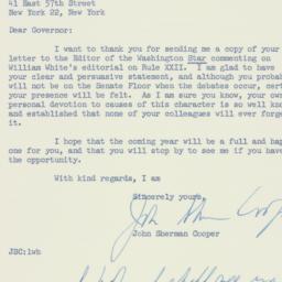 Letter : 1959 January 5