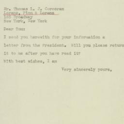 Letter : 1944 November 8