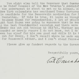 Letter : 1945 April 4