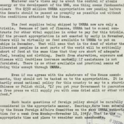 Letter : 1945 November 3