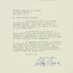 Letter : 1937 April 3
