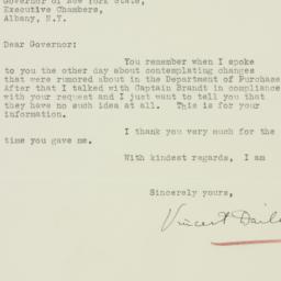 Letter: 1932 February 3