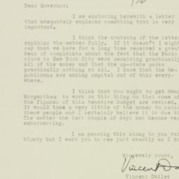 Letter : 1932 October 20