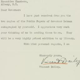 Letter: 1939 January 26