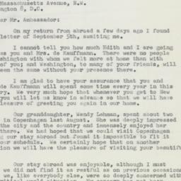 Letter : 1958 September 23