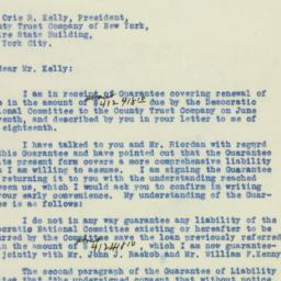 Letter: 1931 May 27
