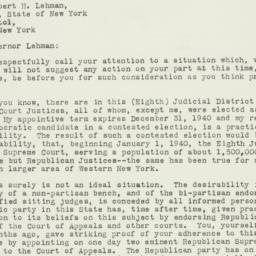 Letter : 1940 March 23