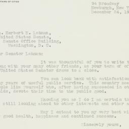 Letter : 1956 December 24