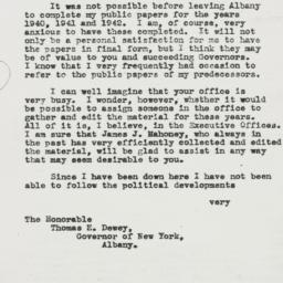 Letter: 1943 June 22
