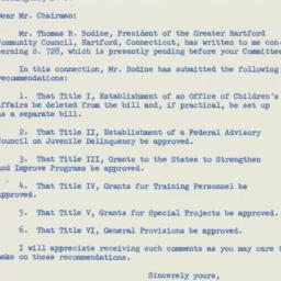 Letter : 1956 May 26