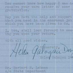 Letter: 1944 November 20