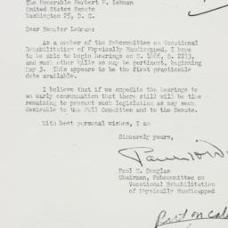 Letter : 1950 March 17