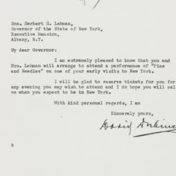 Letter : 1938 February 4
