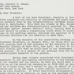 Letter : 1946 January 9