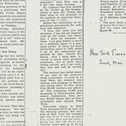 Clipping : 1958 March 9