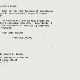 Letter : 1964 January 15