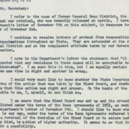 Letter : 1955 December 3