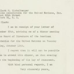 Letter : 1948 September 23