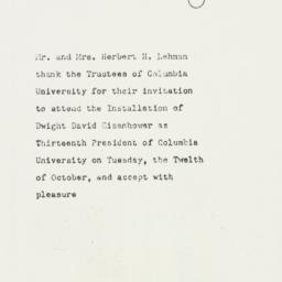 Letter: 1948 September 4