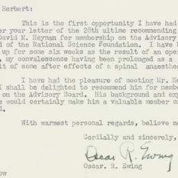 Letter : 1949 April 11