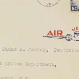 Envelope: 1938 May 24