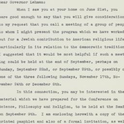 Letter : 1940 July 10
