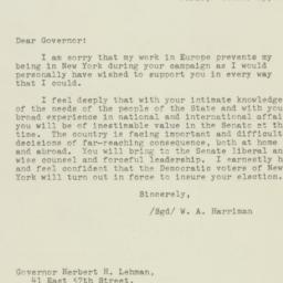 Letter : 1949 October 13