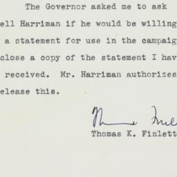 Letter : 1949 October 17