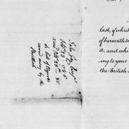 Document, 1786 October 23