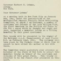 Letter : 1940 January 20