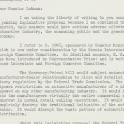Letter : 1956 June 12