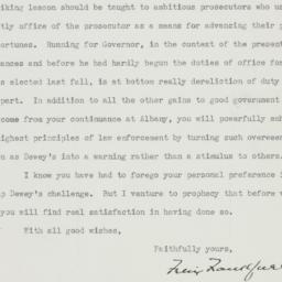 Letter : 1938 October 4